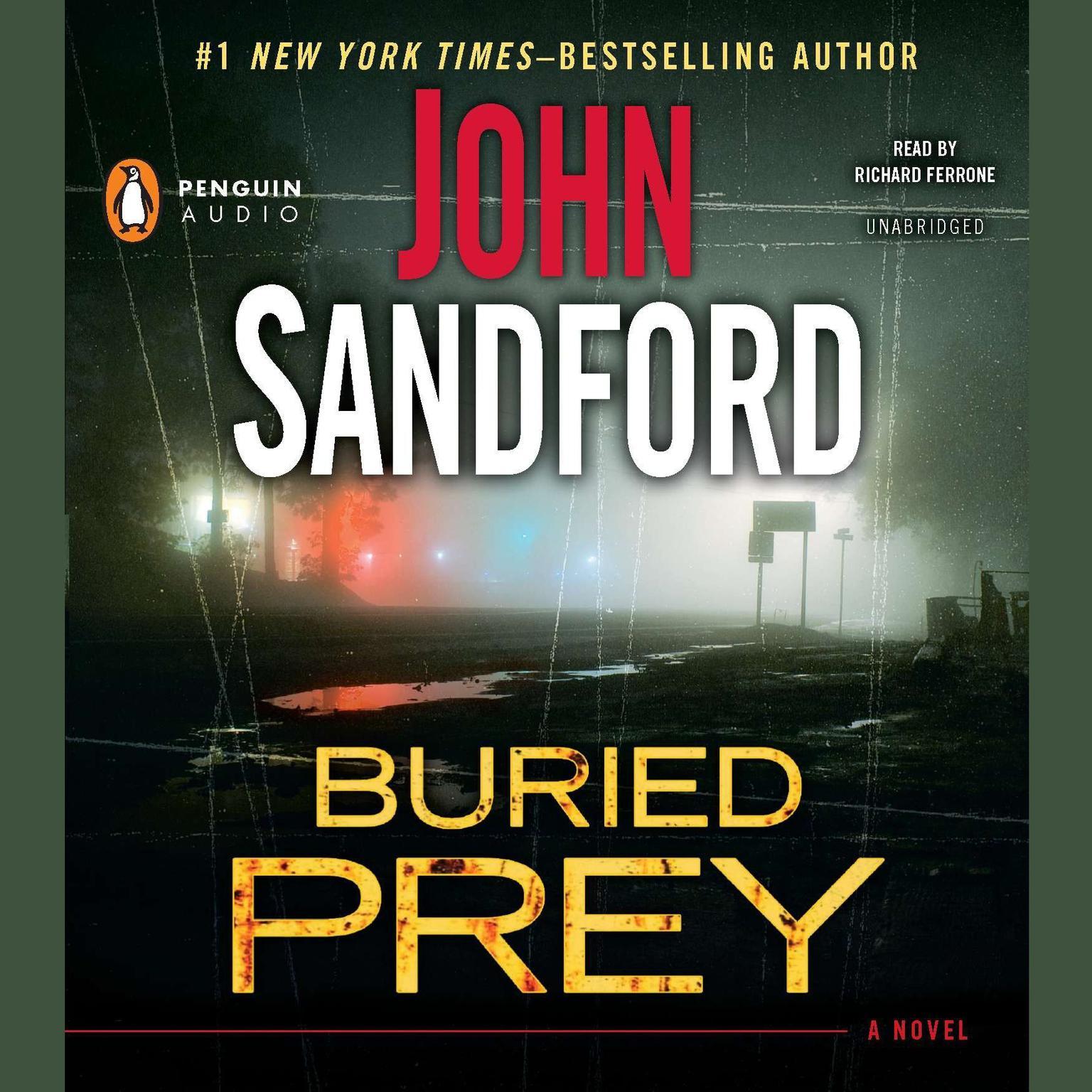 Printable Buried Prey: A Novel Audiobook Cover Art