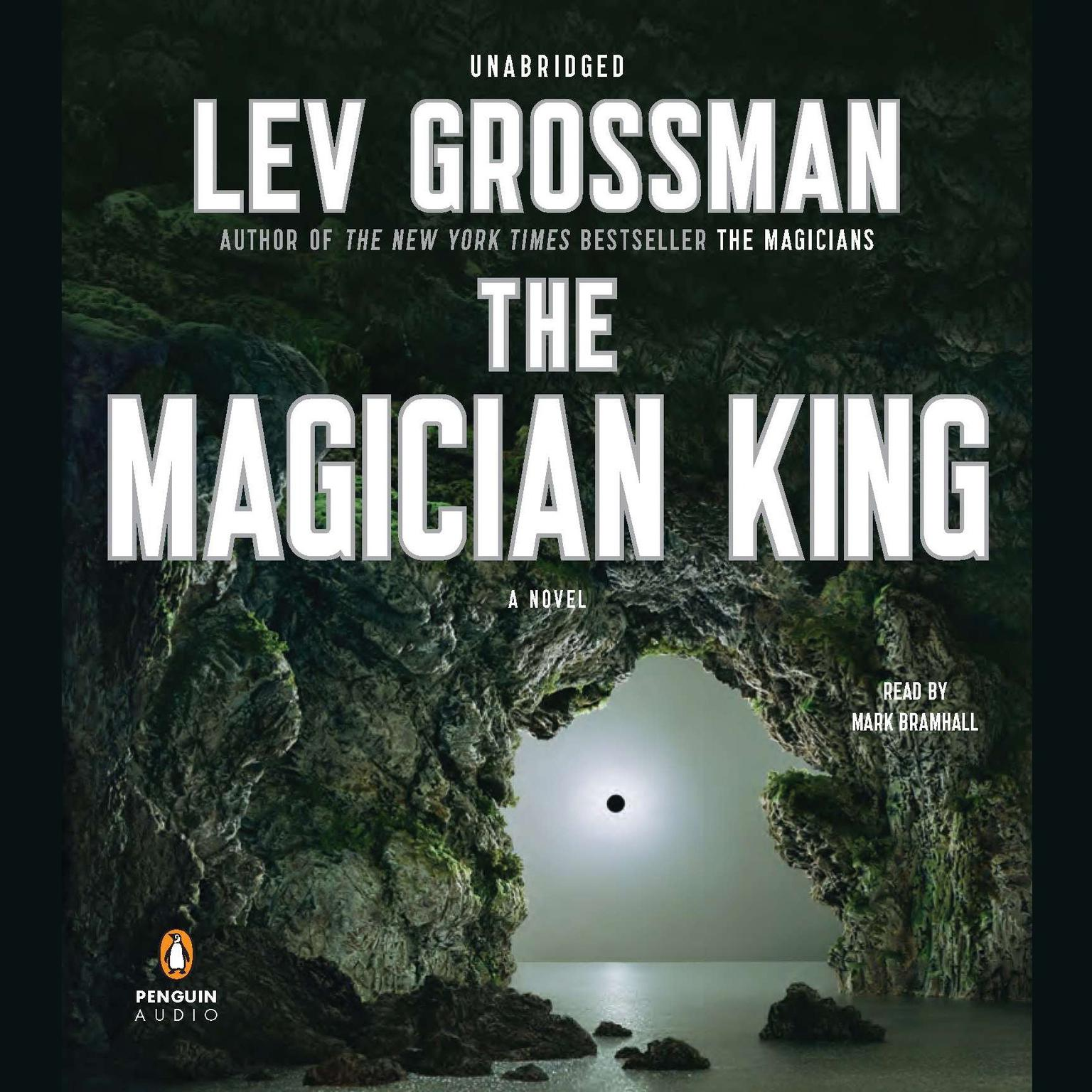 Printable The Magician King: A Novel Audiobook Cover Art