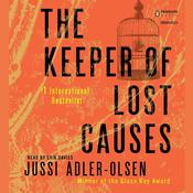 The Keeper of Lost Causes Audiobook, by Jussi Adler-Olsen