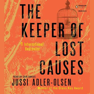 The Keeper of Lost Causes Audiobook, by