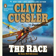 The Race Audiobook, by Clive Cussler, Justin Scott