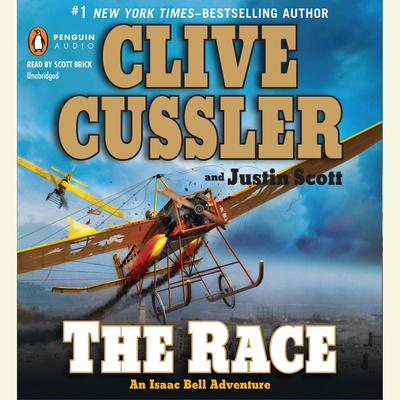 The Race Audiobook, by Clive Cussler