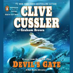 Devils Gate Audiobook, by Clive Cussler, Graham Brown
