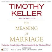 The Meaning of Marriage: Facing the Complexities of Commitment with the Wisdom of God, by Timothy Keller
