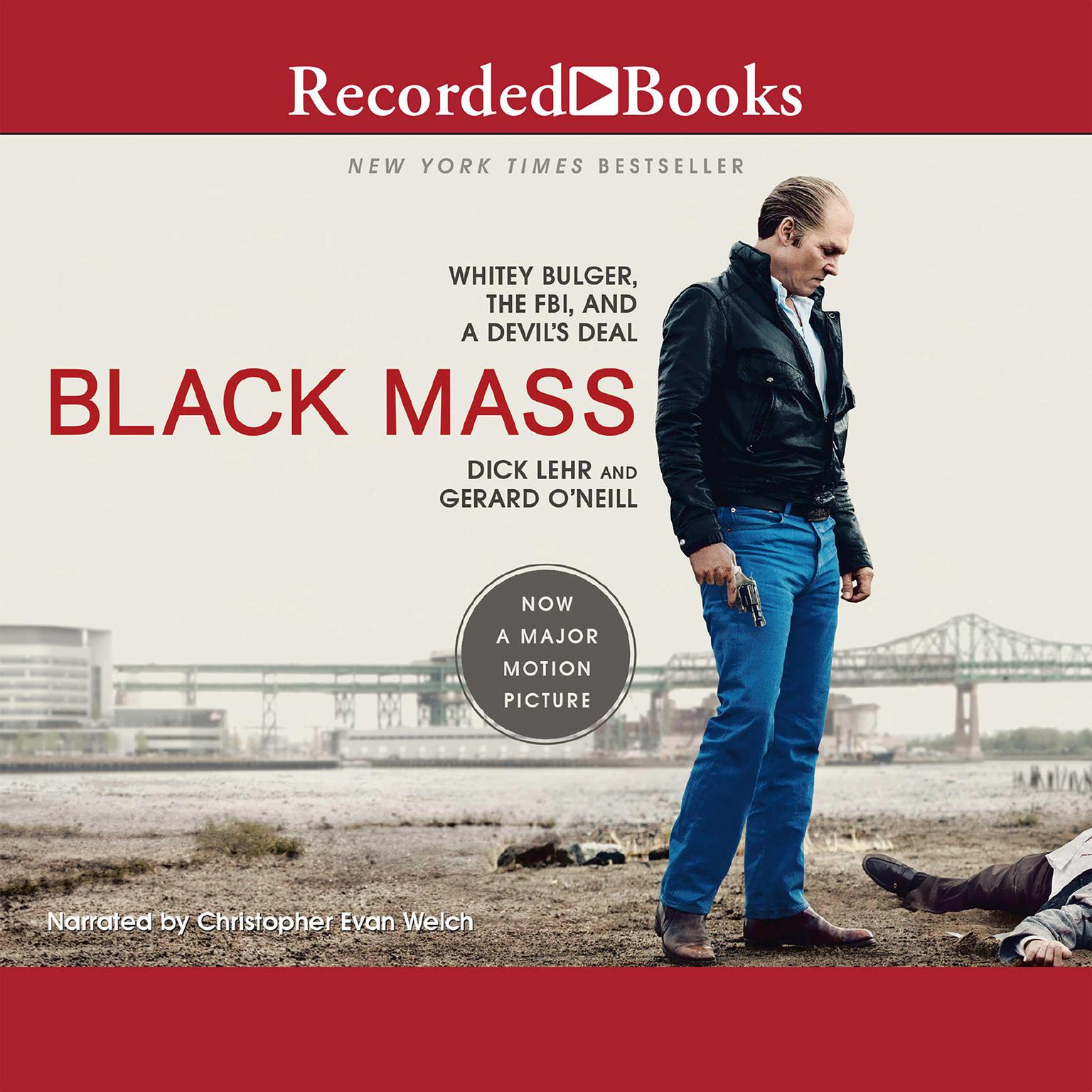 Printable Black Mass Audiobook Cover Art