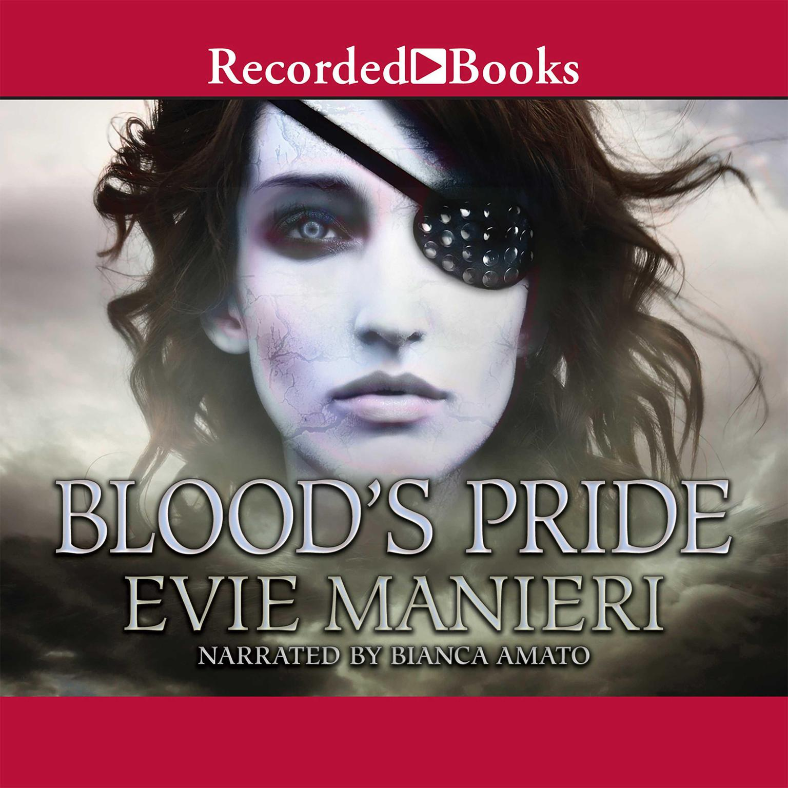 Printable Blood's Pride Audiobook Cover Art