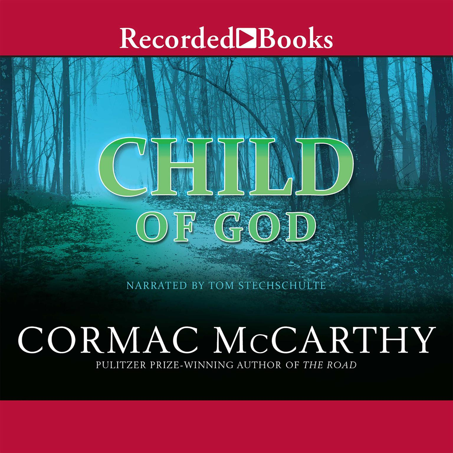 Printable Child of God Audiobook Cover Art
