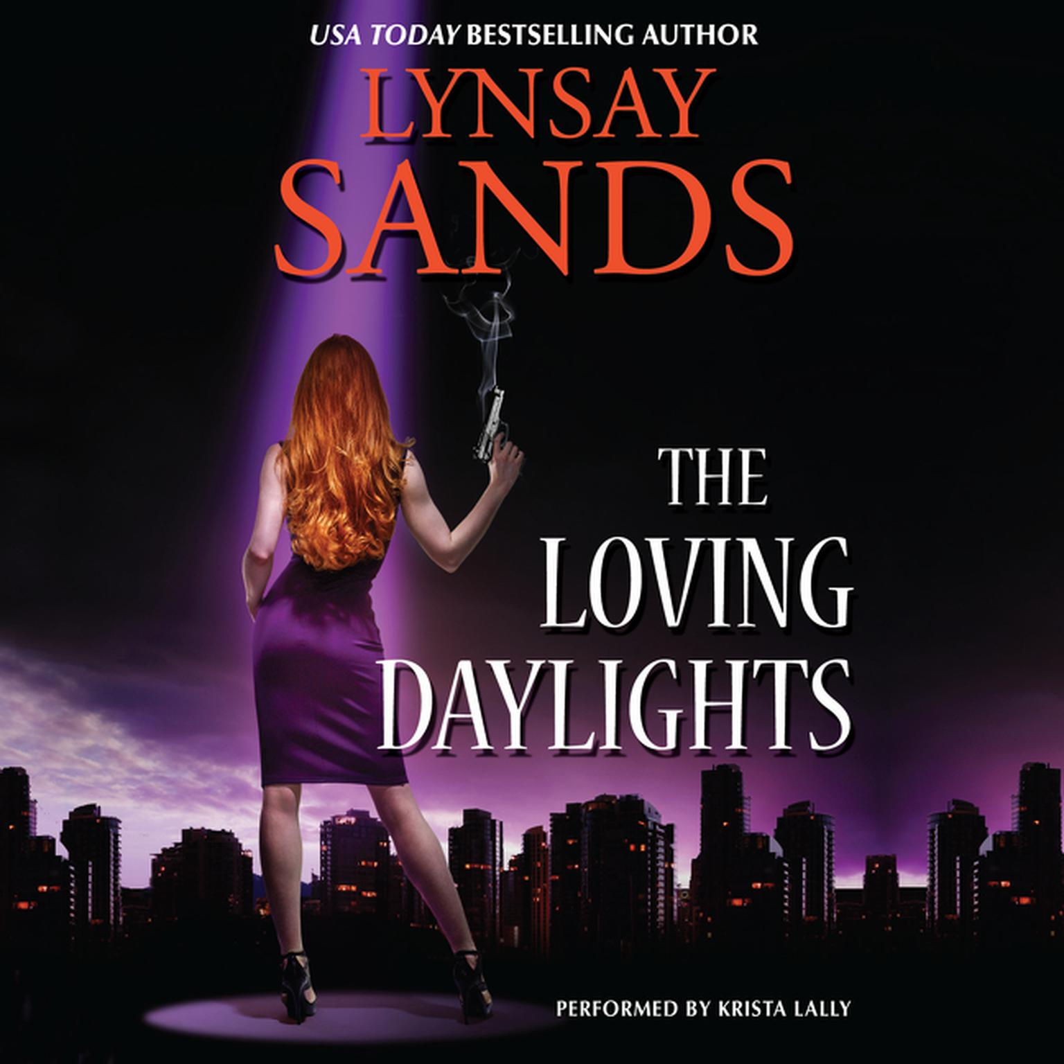 Printable The Loving Daylights Audiobook Cover Art