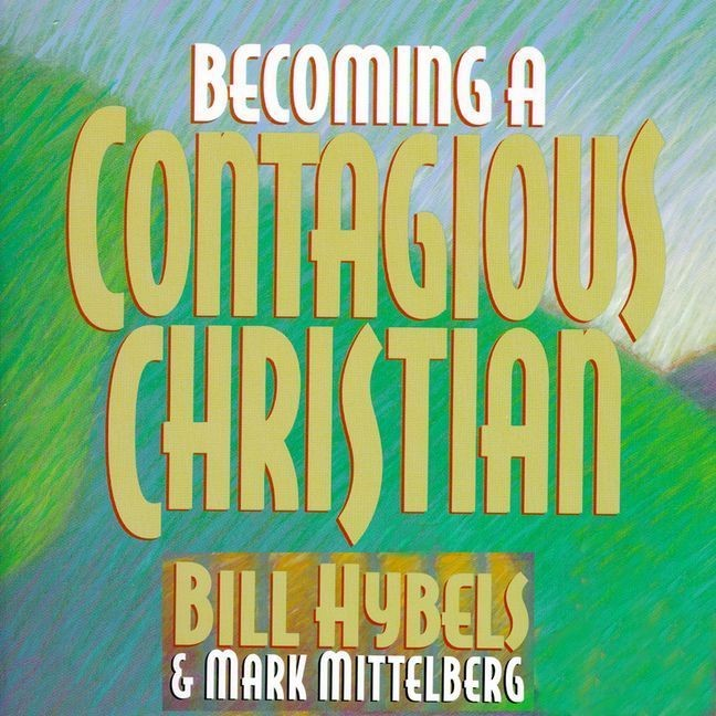 Printable Becoming a Contagious Christian Audiobook Cover Art