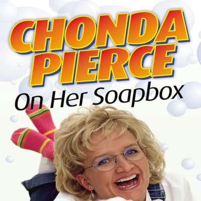 Chonda Pierce on Her Soapbox Audiobook, by Chonda Pierce