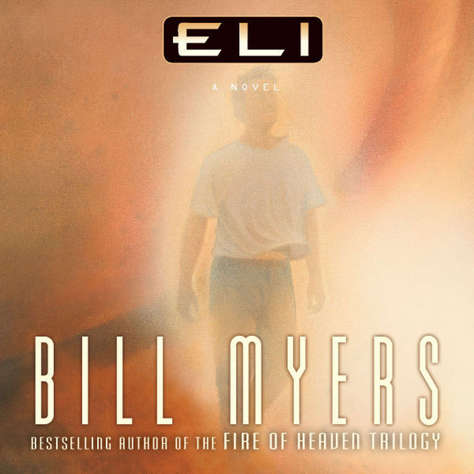 Printable Eli Audiobook Cover Art