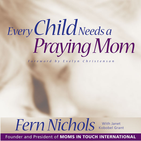 Printable Every Child Needs a Praying Mom Audiobook Cover Art