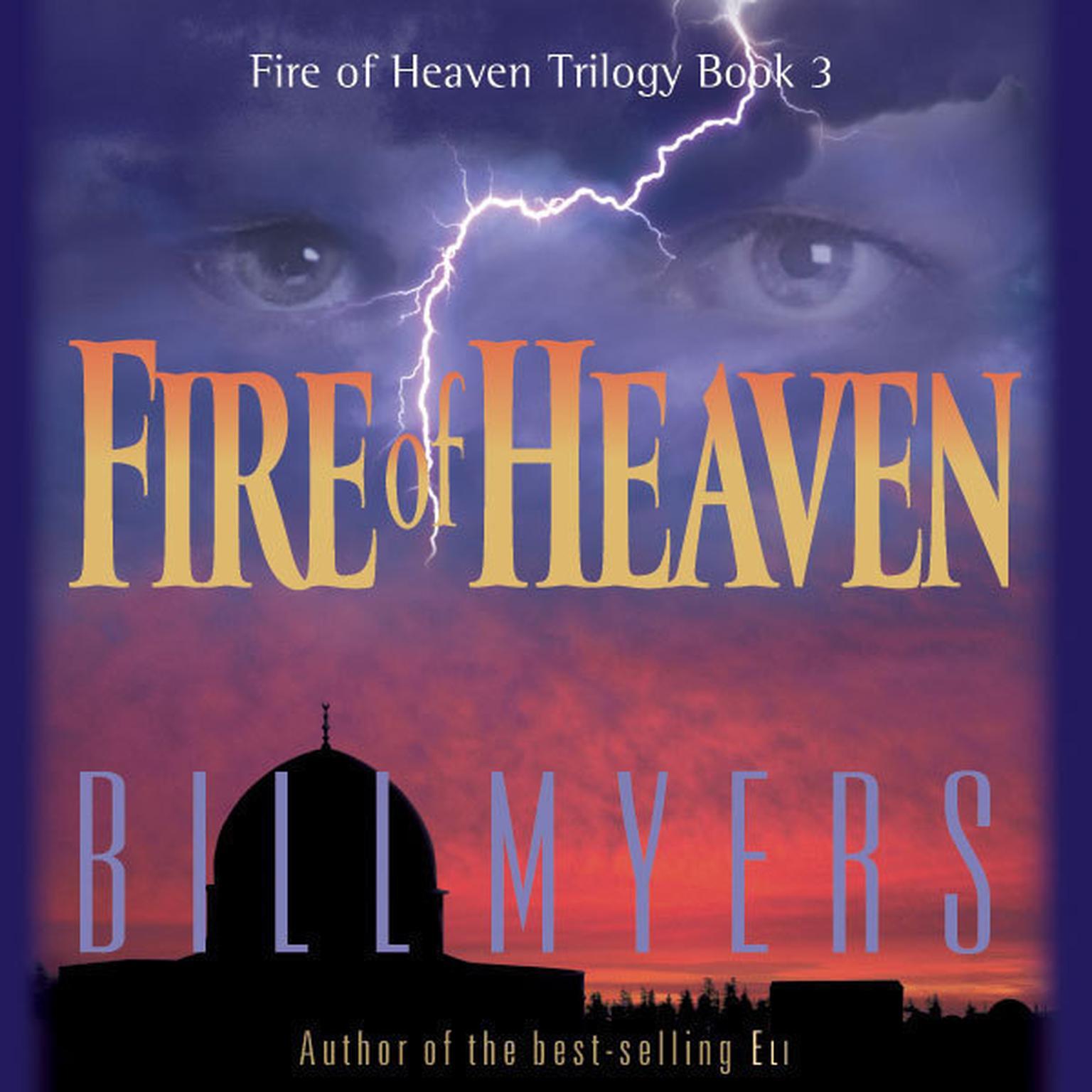 Printable Fire of Heaven Audiobook Cover Art