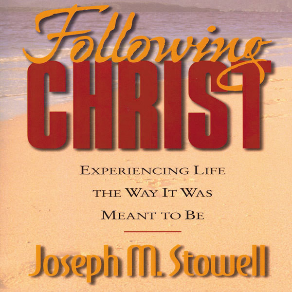 Printable Following Christ: Experiencing Life in the Way It Was Meant to Be Audiobook Cover Art