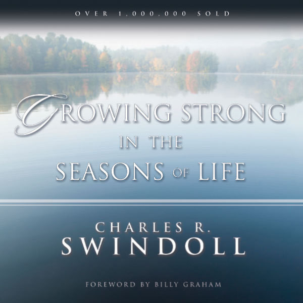 Printable Growing Strong in the Seasons of Life Audiobook Cover Art