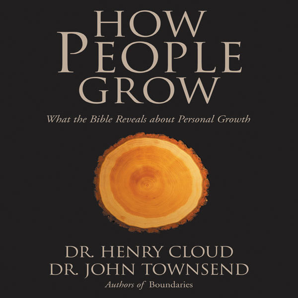 Printable How People Grow: What the Bible Reveals about Personal Growth Audiobook Cover Art
