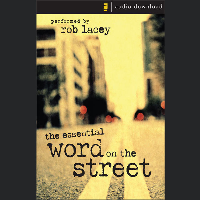 Printable Essential Word on the Street, Audio Download Audiobook Cover Art