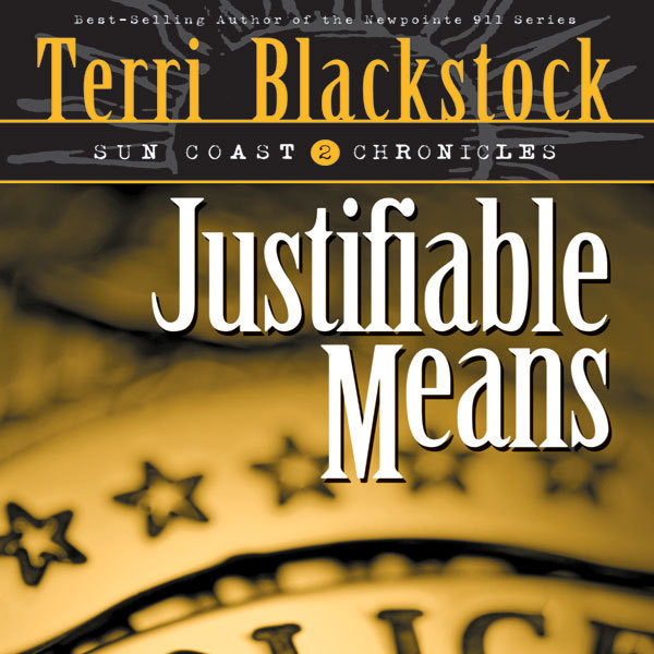 Printable Justifiable Means Audiobook Cover Art