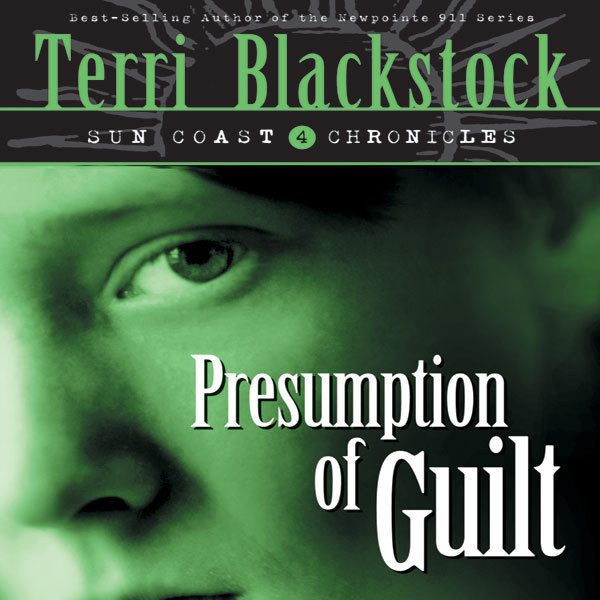 Printable Presumption of Guilt: Book 4 Audiobook Cover Art