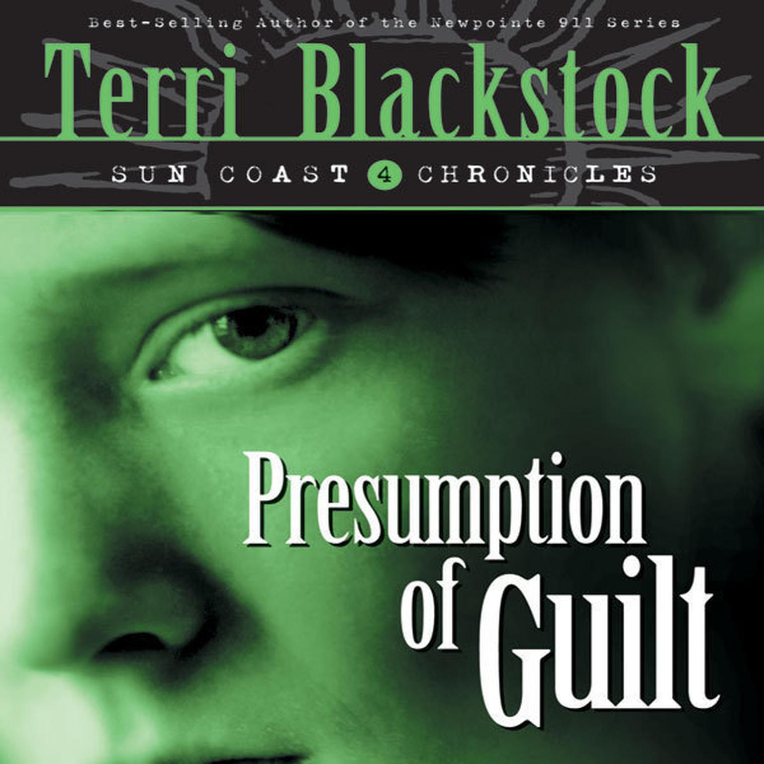 Printable Presumption of Guilt: Book 4 Audiobook Cover Art