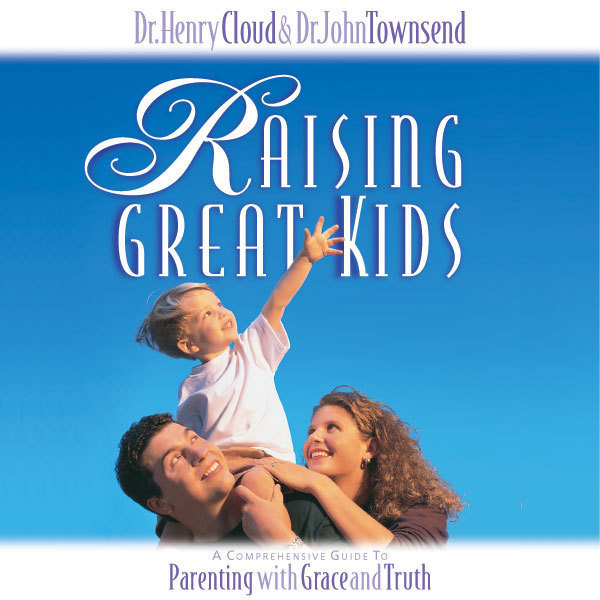 Printable Raising Great Kids: A Comprehensive Guide to Parenting with Grace and Truth Audiobook Cover Art