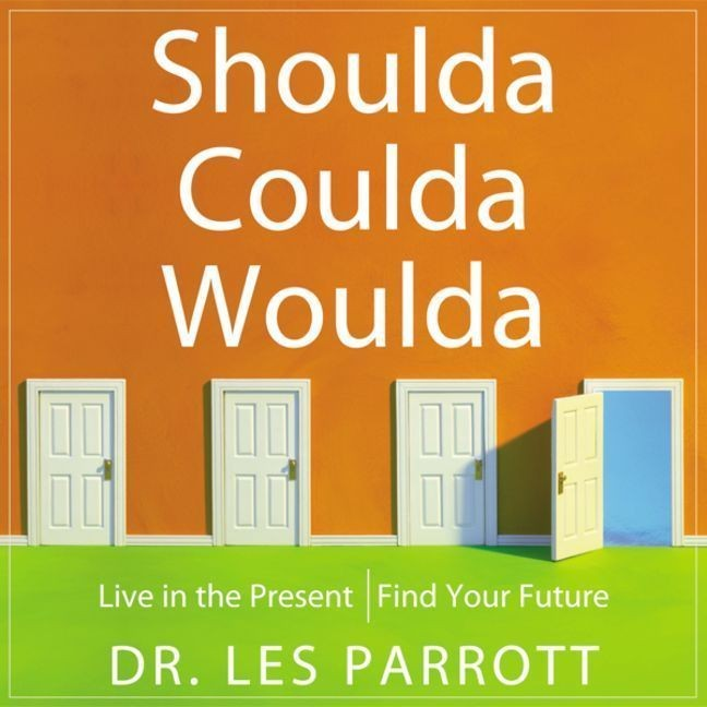 Printable Shoulda, Coulda, Woulda: Release Regret, Find Your Future Audiobook Cover Art