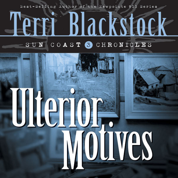 Printable Ulterior Motives: Book 3 Audiobook Cover Art