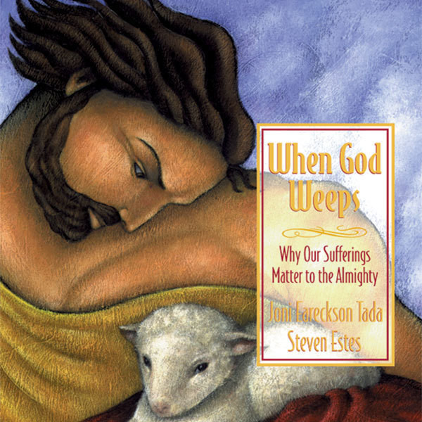 Printable When God Weeps: Why Our Sufferings Matter to the Almighty Audiobook Cover Art