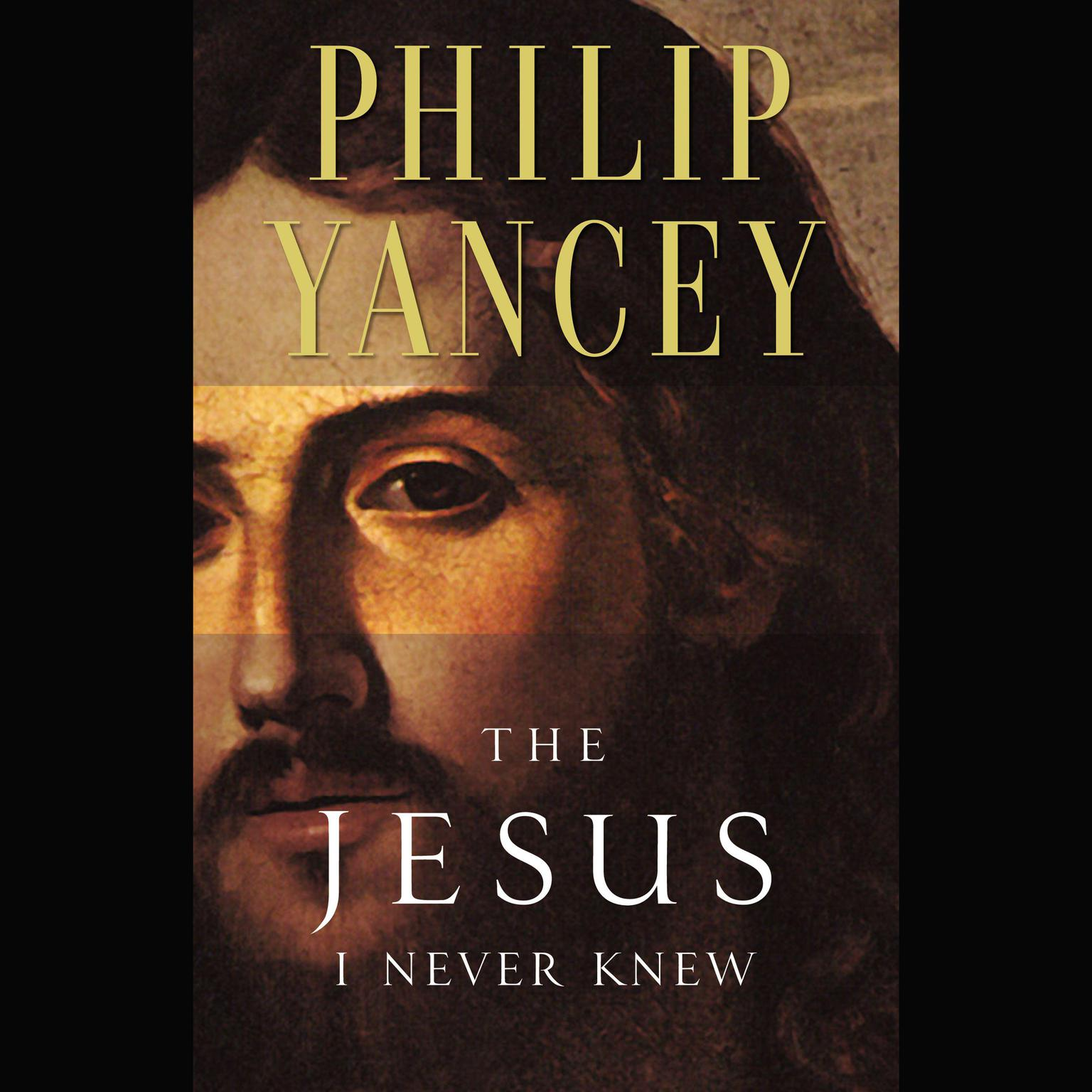 Printable The Jesus I Never Knew Audiobook Cover Art