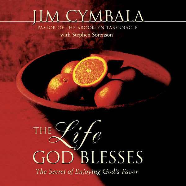 Printable The Life God Blesses: The Secret of Enjoying God's Favor Audiobook Cover Art