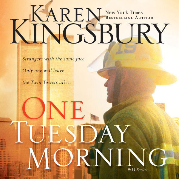 Printable One Tuesday Morning Audiobook Cover Art