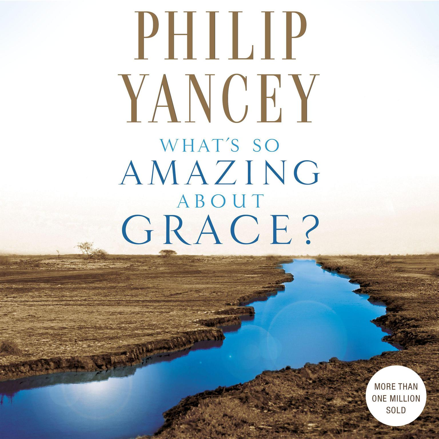 Printable What's So Amazing About Grace? Audiobook Cover Art