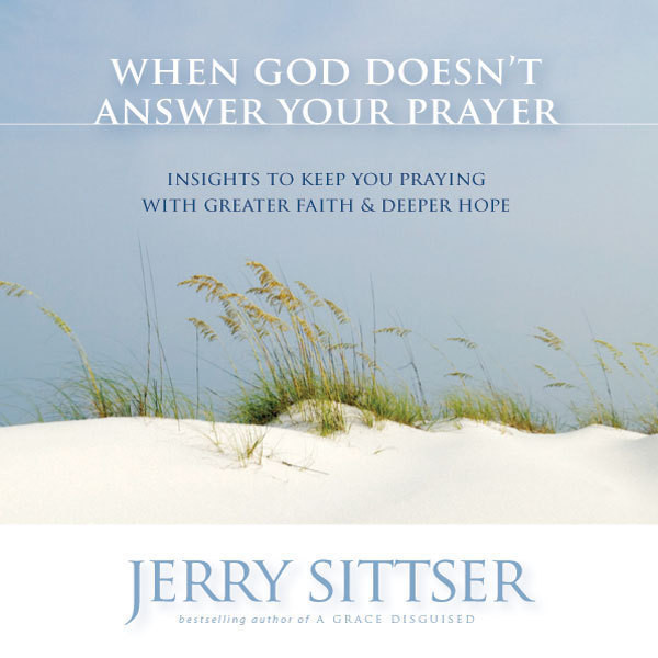 Printable When God Doesn't Answer Your Prayer: Insights to Keep You Praying with Greater Faith and Deeper Hope Audiobook Cover Art