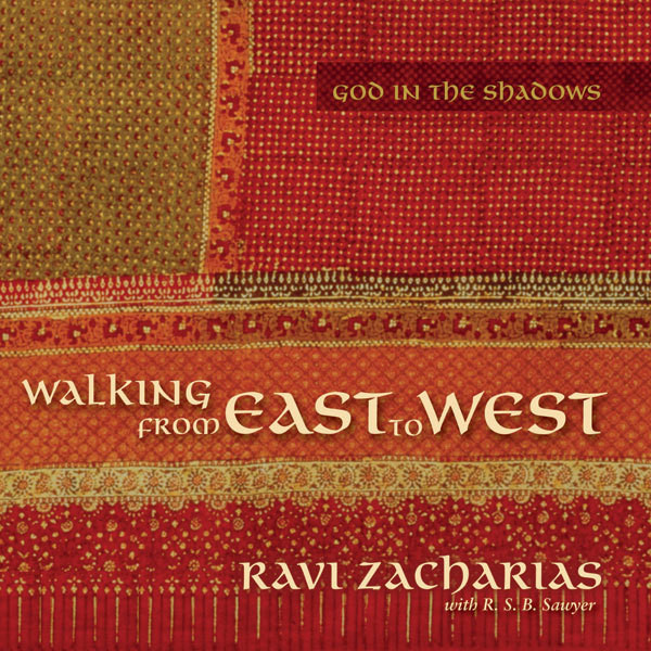 Printable Walking from East to West: God in the Shadows Audiobook Cover Art