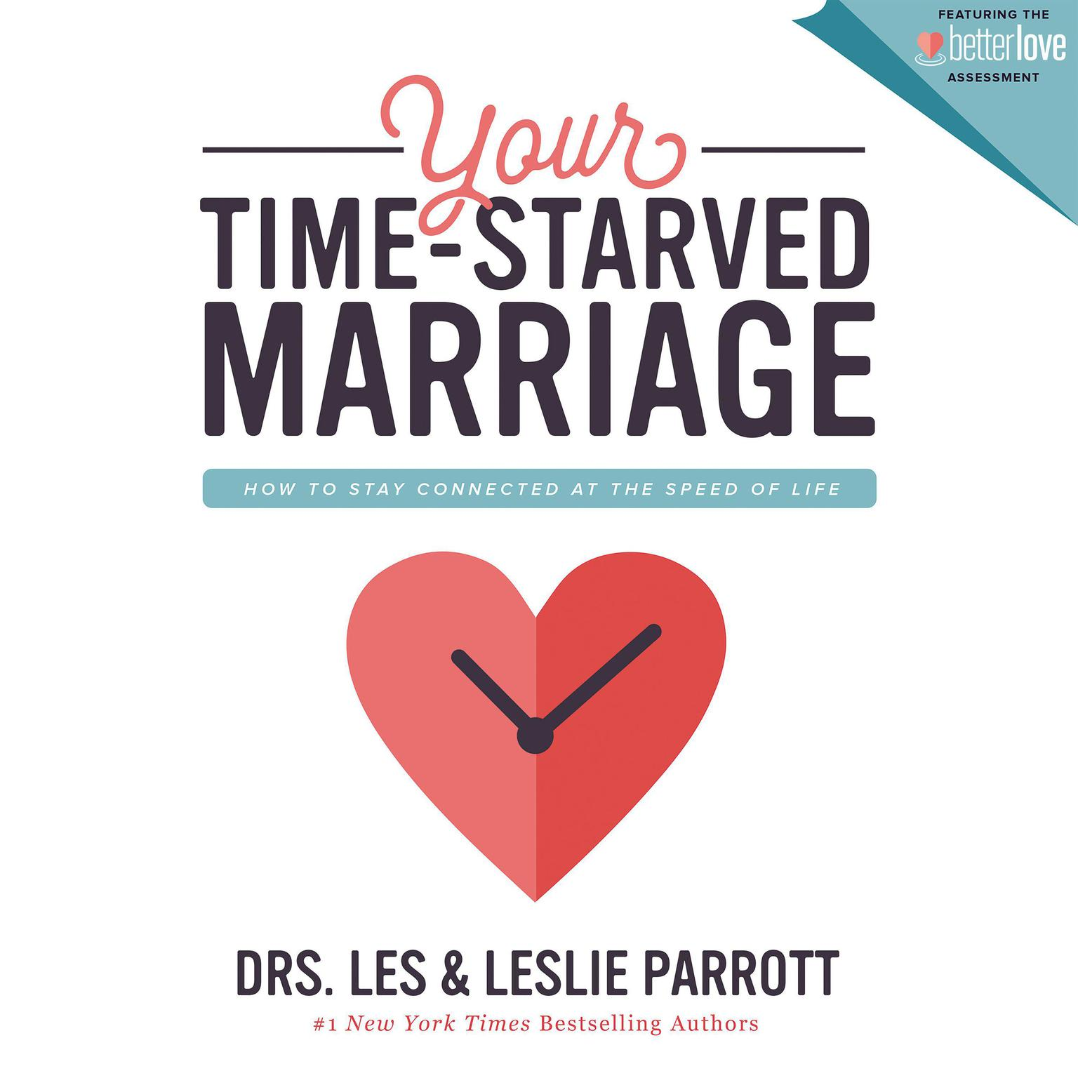 Printable Your Time-Starved Marriage: How to Stay Connected at the Speed of Life Audiobook Cover Art