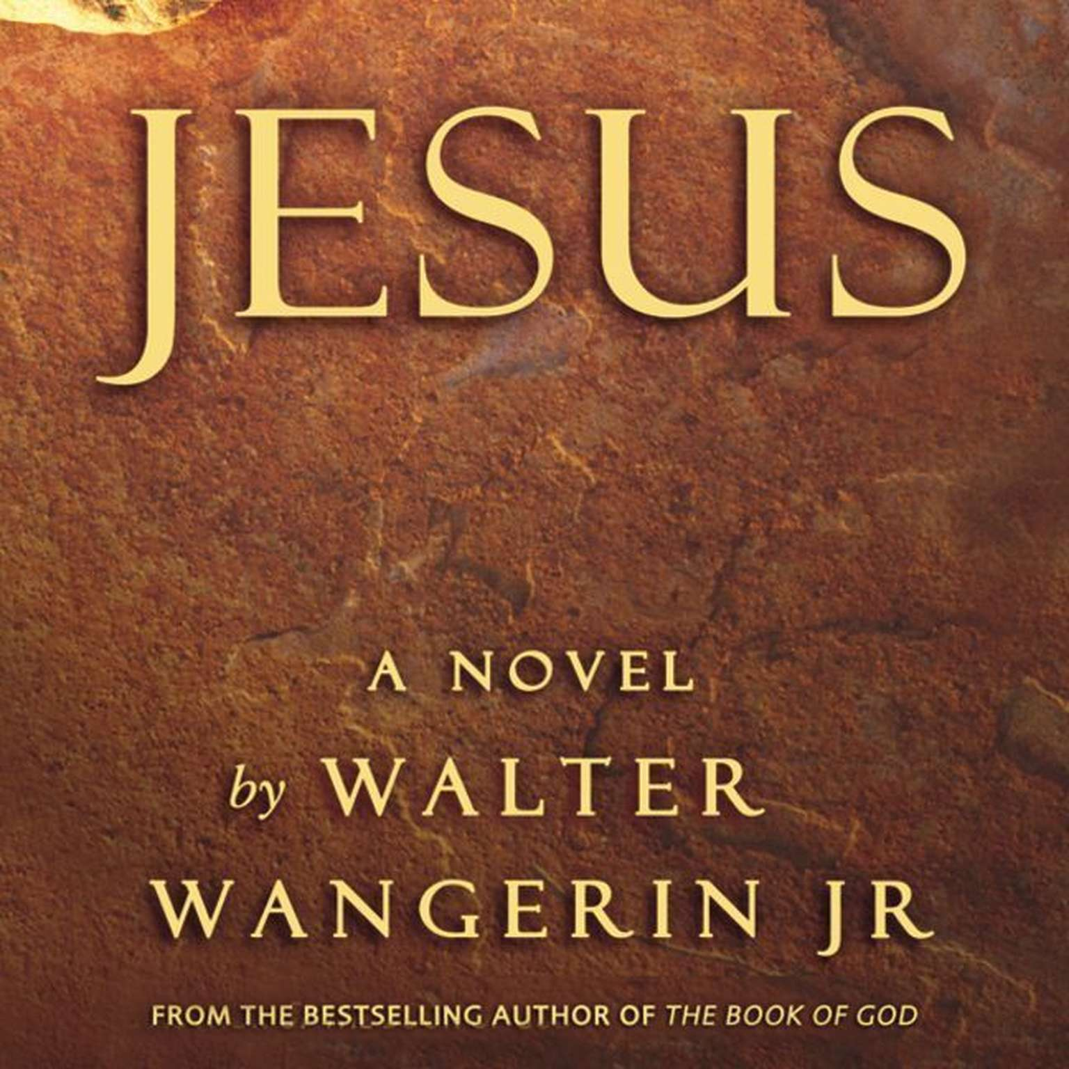 Printable Jesus: A Novel Audiobook Cover Art