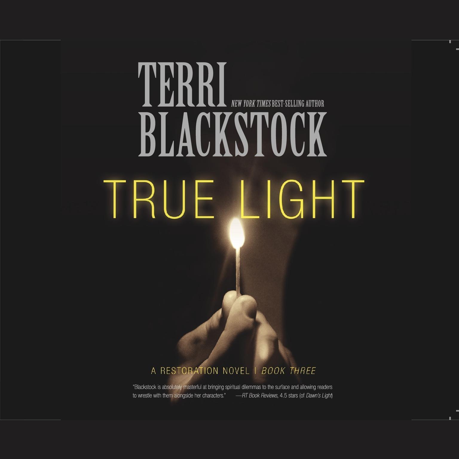 Printable True Light Audiobook Cover Art