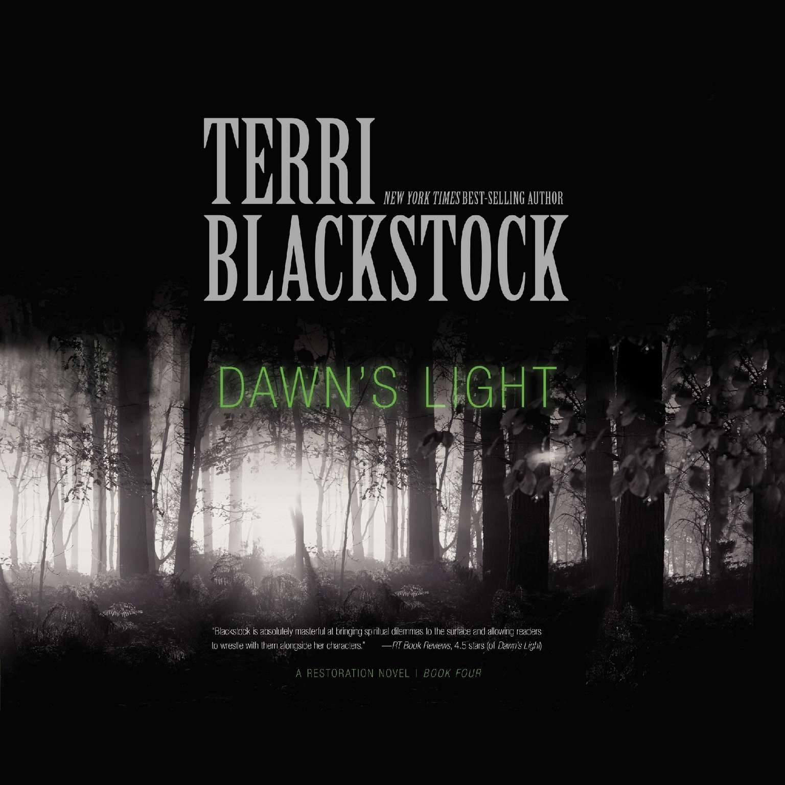 Printable Dawn's Light Audiobook Cover Art