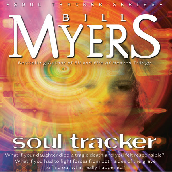 Printable Soul Tracker Audiobook Cover Art