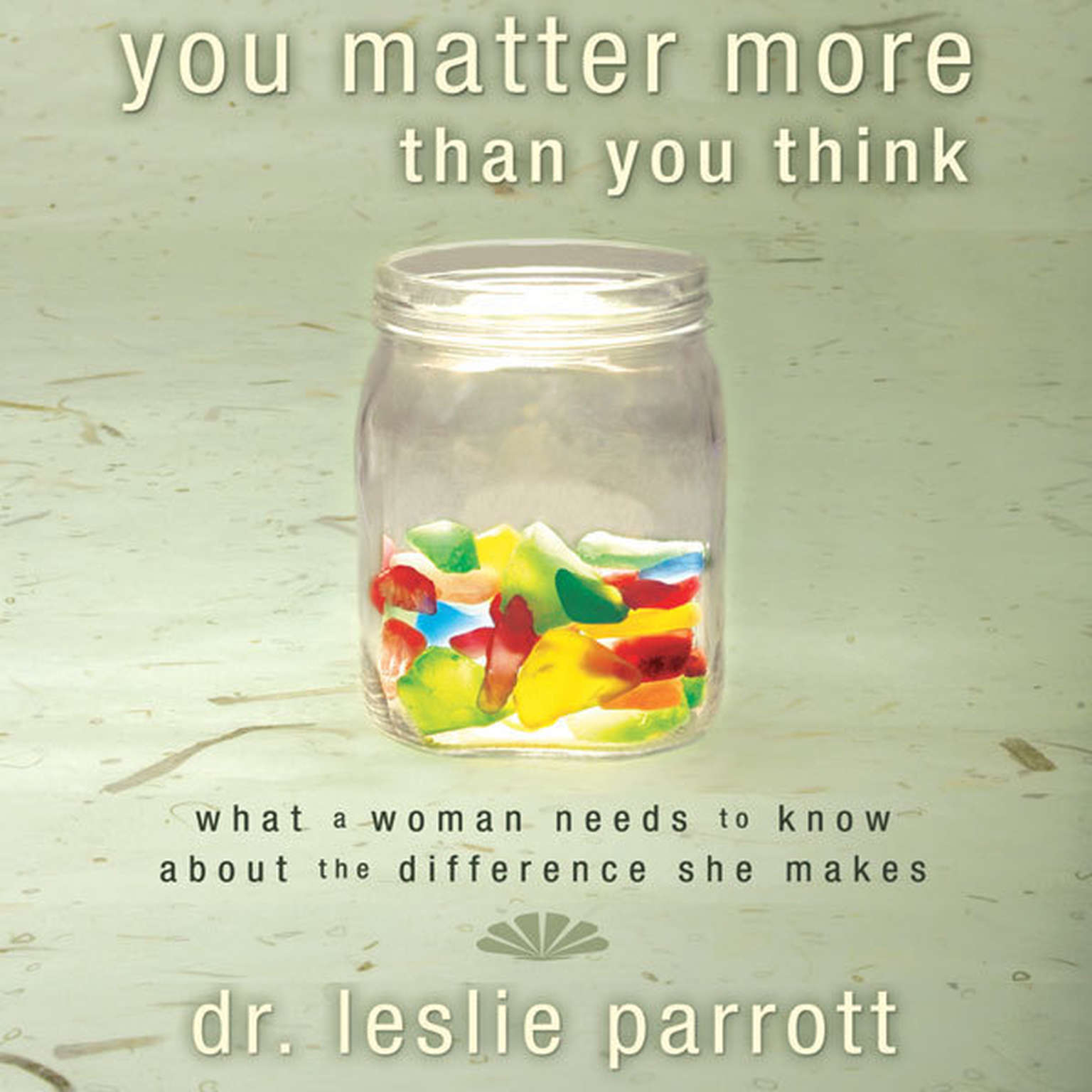 Printable You Matter More Than You Think: What a Woman Needs to Know About the Difference She Makes Audiobook Cover Art