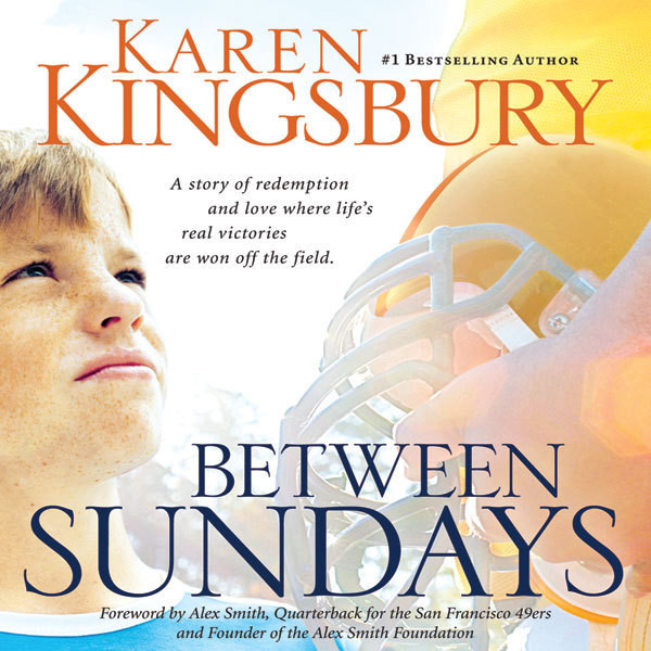 Printable Between Sundays Audiobook Cover Art