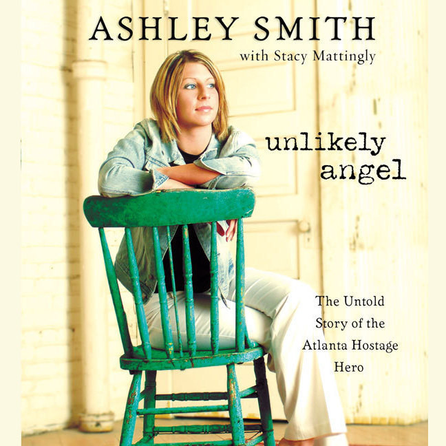 Printable Unlikely Angel: The Untold Story of the Atlanta Hostage Hero Audiobook Cover Art
