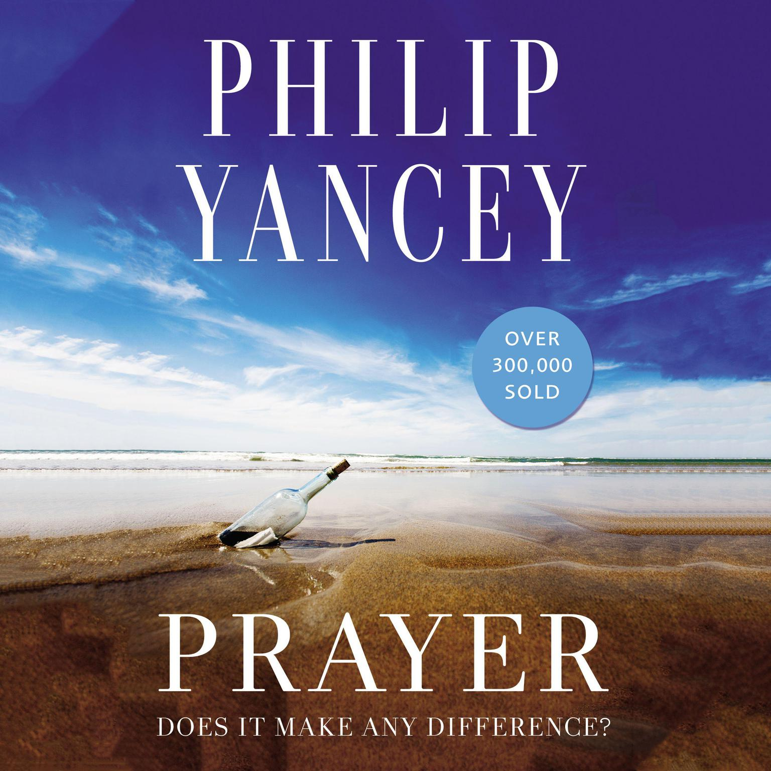 Printable Prayer: Does It Make Any Difference? Audiobook Cover Art