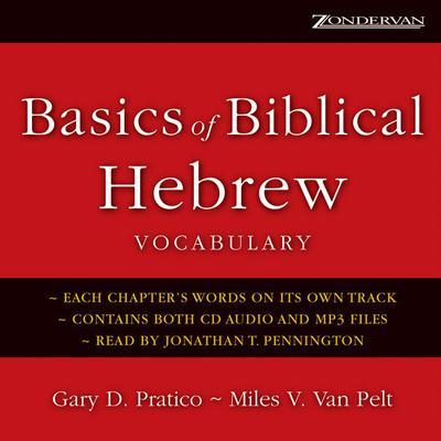 Basics of Biblical Hebrew Vocabulary Audiobook, by Gary D. Pratico