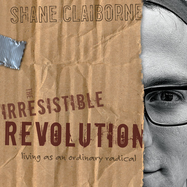 Printable The Irresistible Revolution: Living as an Ordinary Radical Audiobook Cover Art