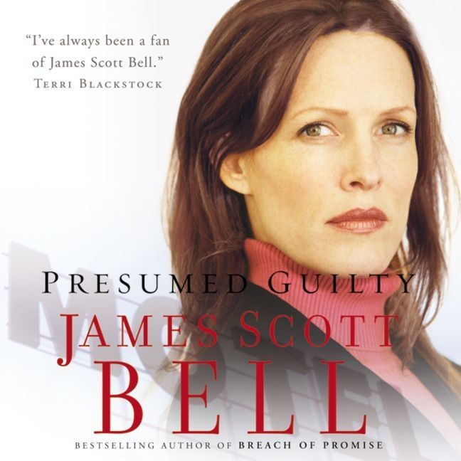 Printable Presumed Guilty Audiobook Cover Art