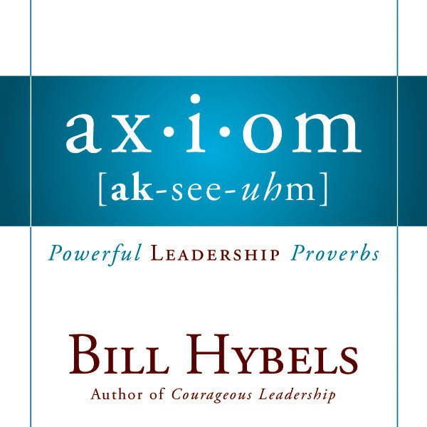 Printable Axiom: Powerful Leadership Proverbs Audiobook Cover Art