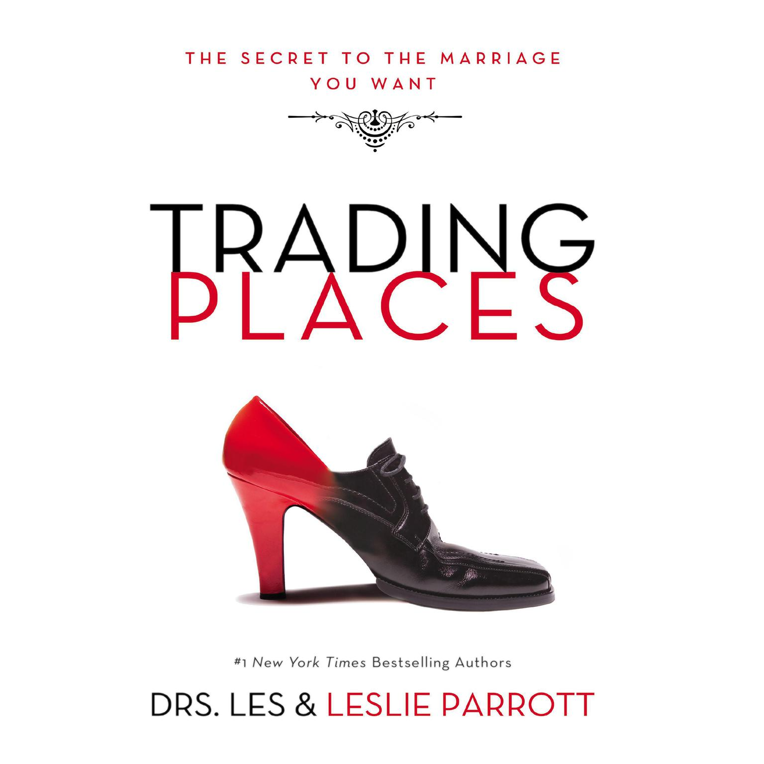 Printable Trading Places: The Best Move You'll Ever Make in Your Marriage Audiobook Cover Art