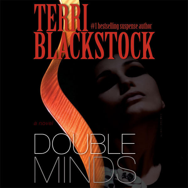Printable Double Minds Audiobook Cover Art
