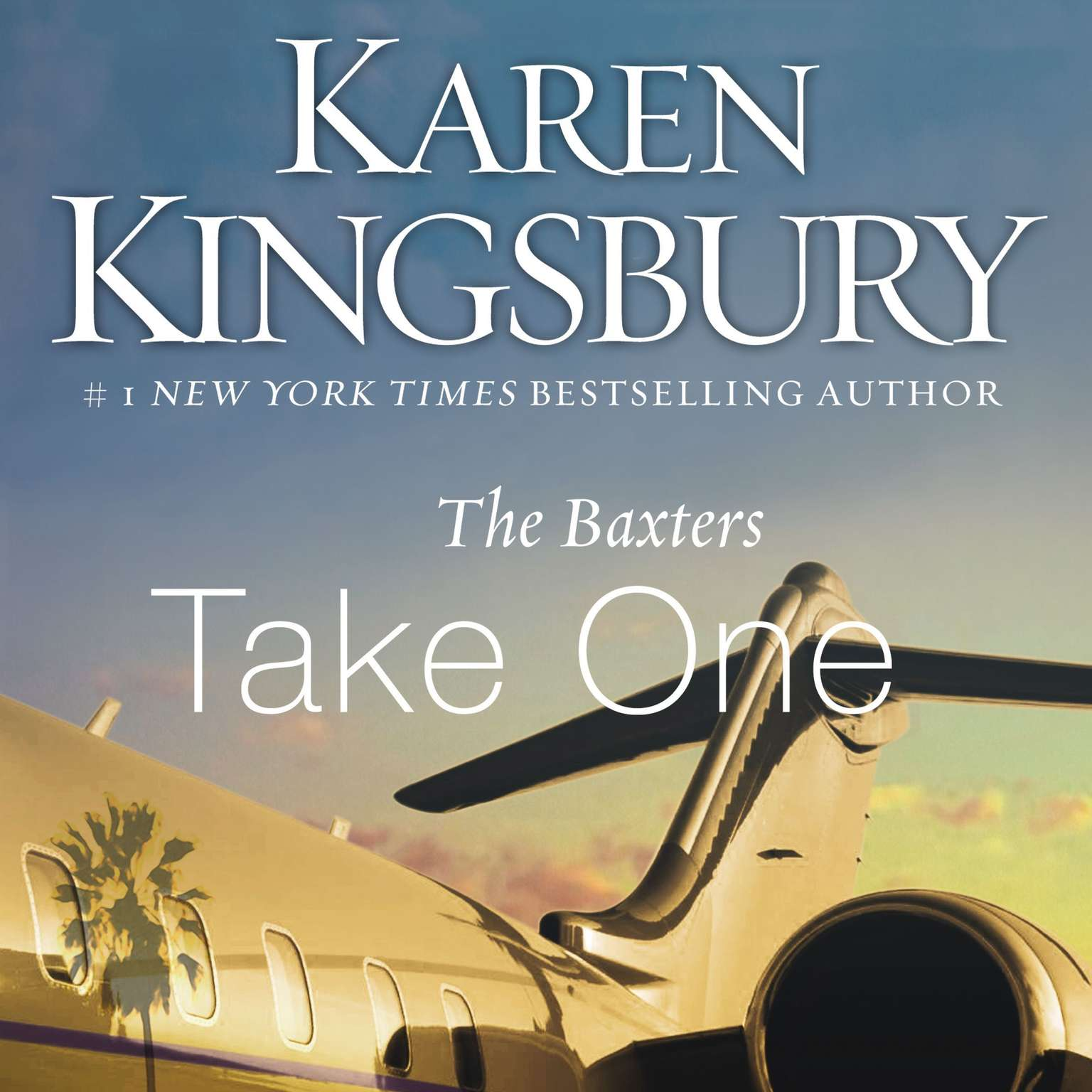 Printable The Baxters Take One Audiobook Cover Art